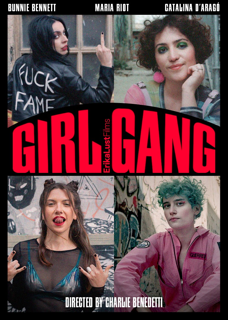 Xconfessions By Erika Lust Girl Gang