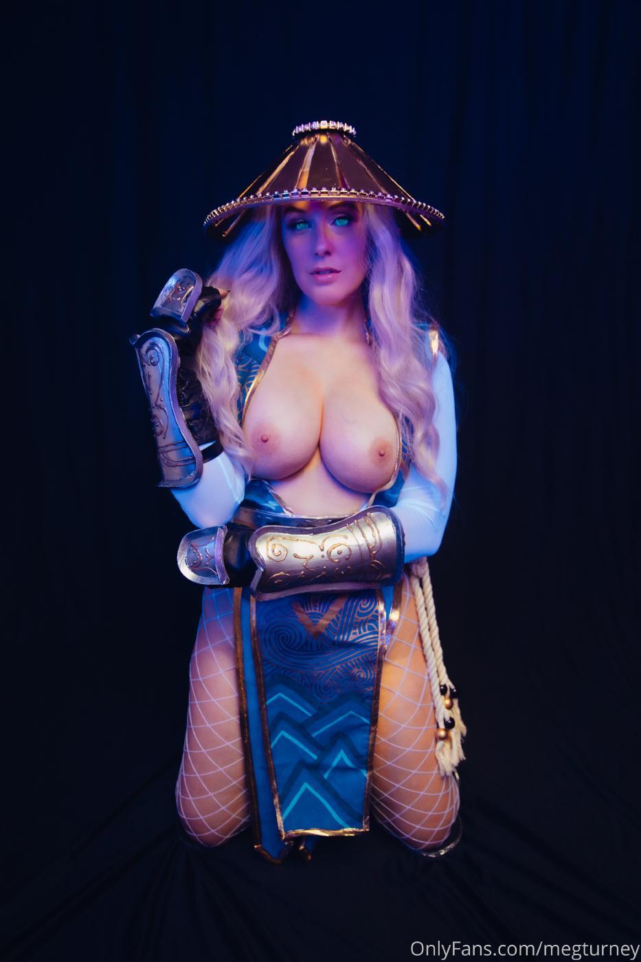 Meg Turney Lord Raiden Topless Onlyfans Set Leaked