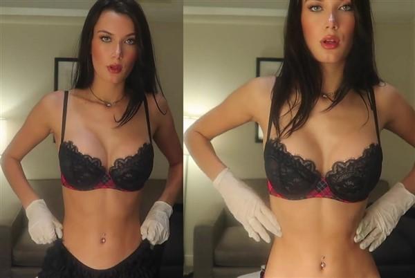 Asmr Sabrina Vaz Gloves And Handlotion Video Leaked