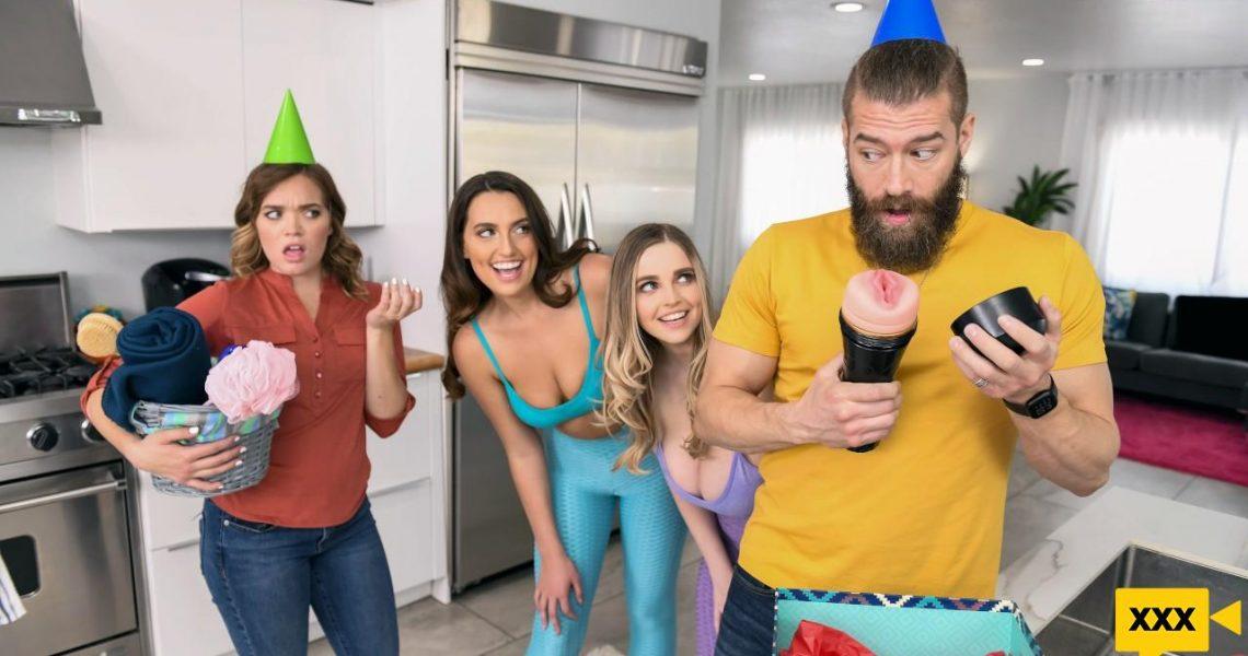 Brazzers Exxtra With Codi Vore & Nolina Nyx In Smashing My Hot Lesbian Roommates