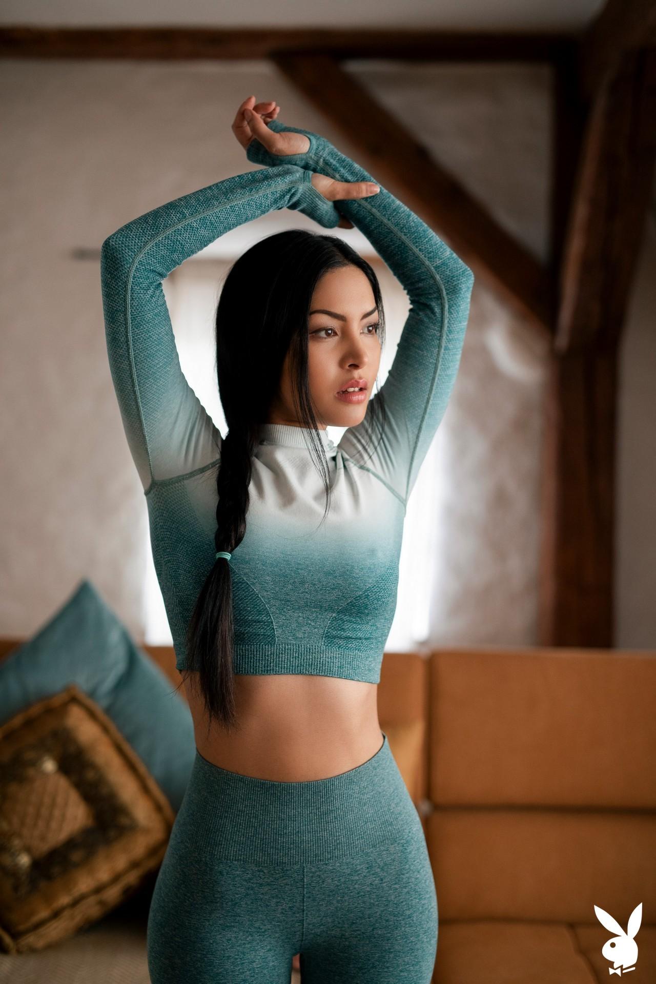 Chloe Rose In Feeling Energized Playboy Plus (1)