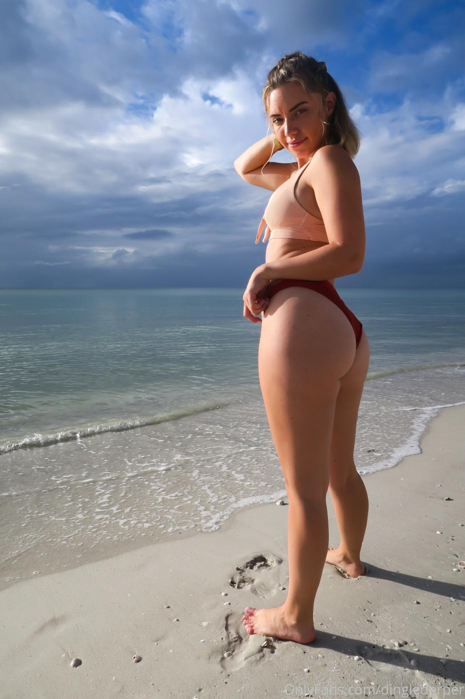 Dinglederper Beach Onlyfans Set Leaked 0017