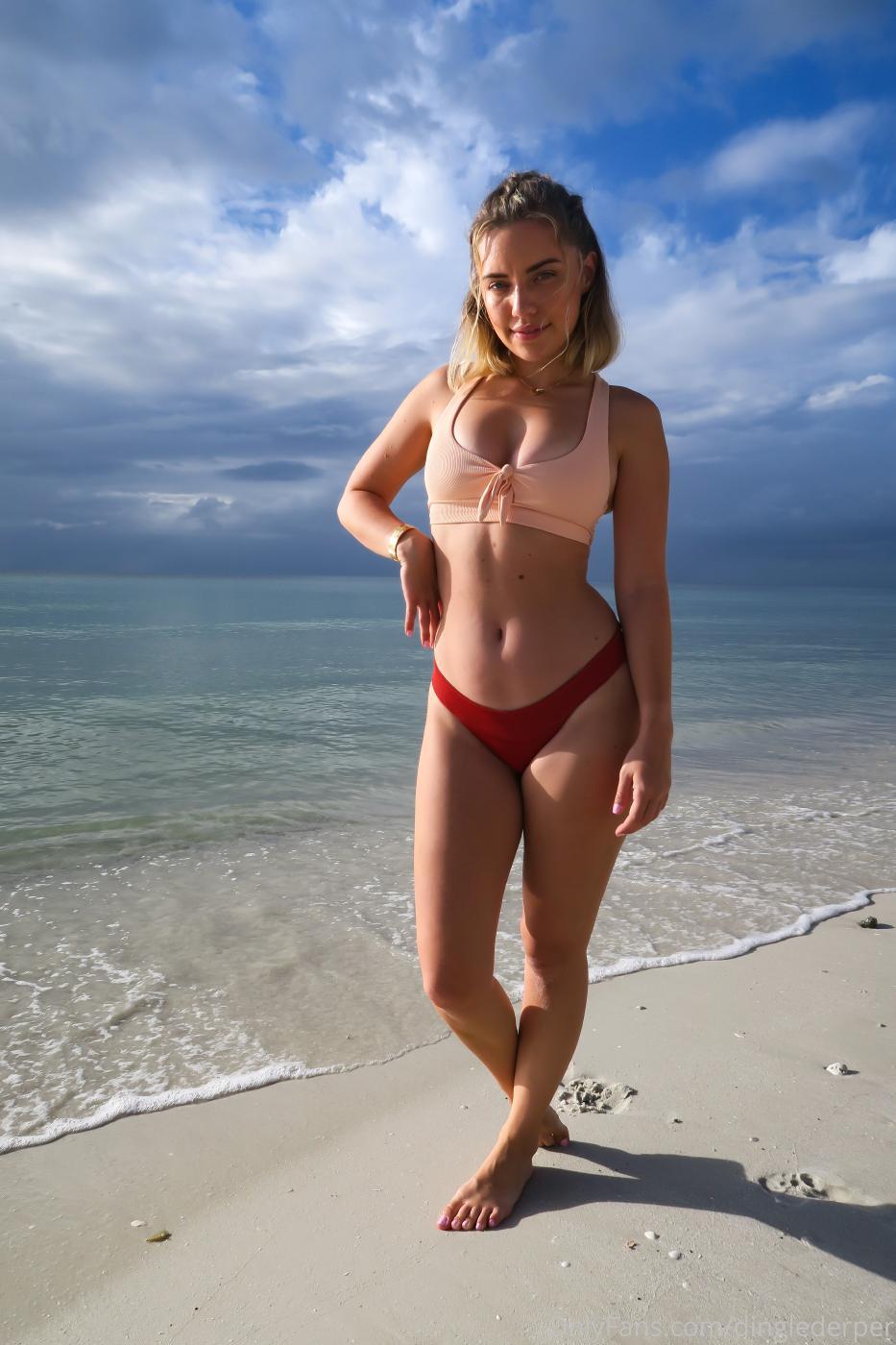 Dinglederper Beach Onlyfans Set Leaked 0020