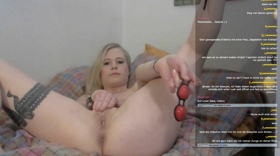 Ersties.com Playdate Recording Total Girlfriend Experience With Isabella