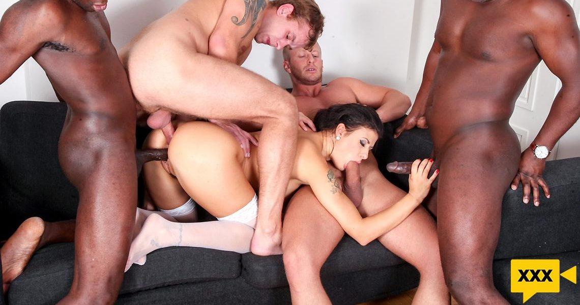 Group Sex Games Billie Star