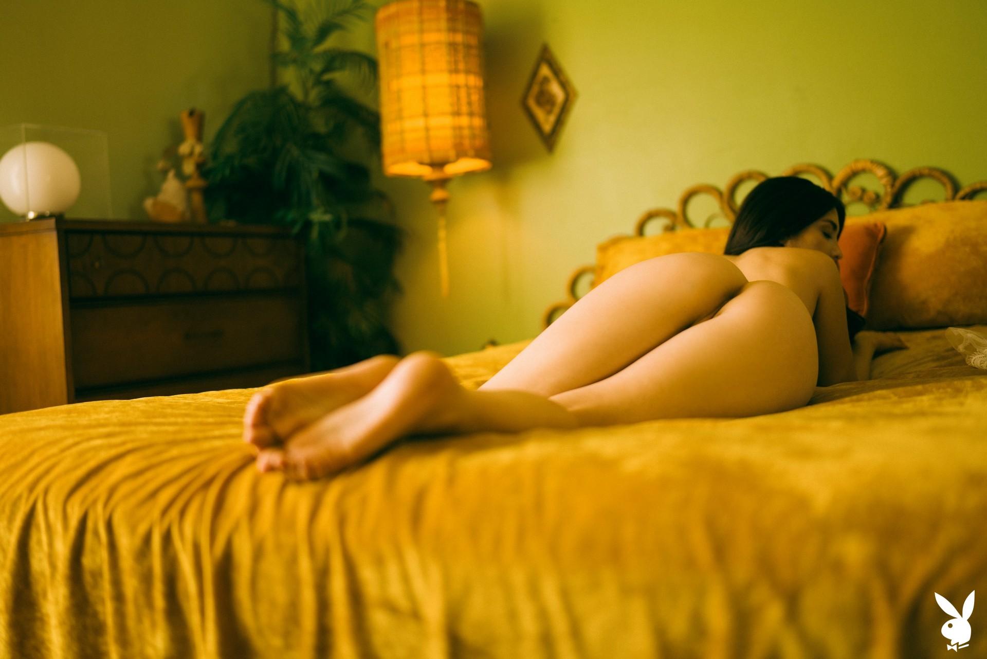 Jane Wilde In Alone At Last Playboy Plus (35)