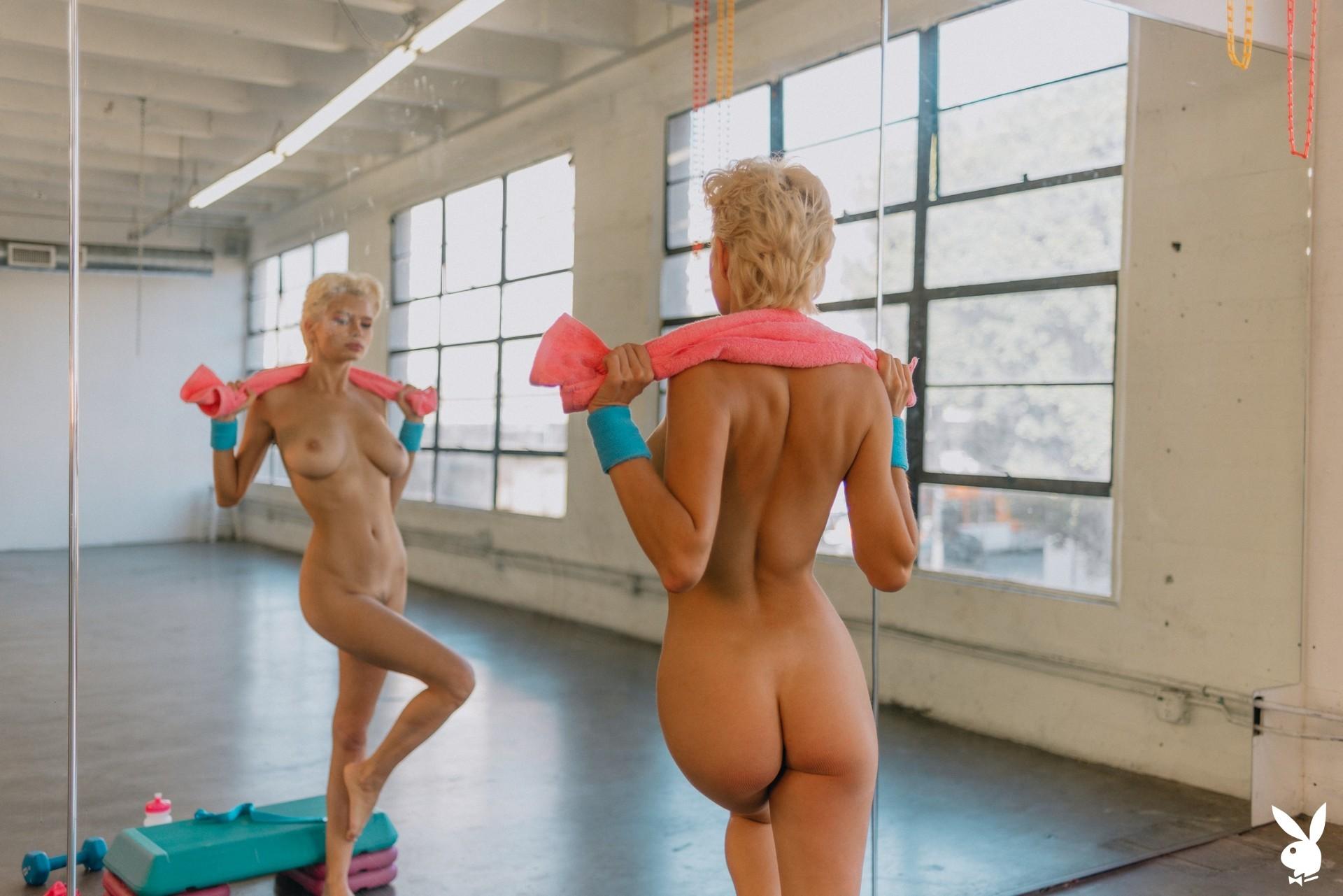 Julia Logacheva In Studio Session Playboy Plus (22)