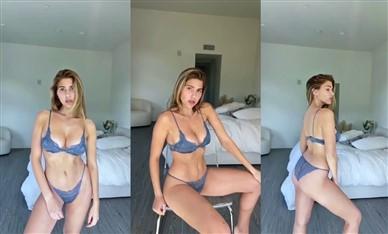 Kara Del Toro Nude Sexy Lingerie Teasing Video Leaked