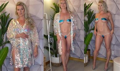 Kat Wonders Nude Micro Bikinis Try On Day 3 Video Leaked