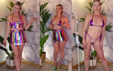Kat Wonders Patreon Micro Bikinis Day 15 Nude Video Leaked