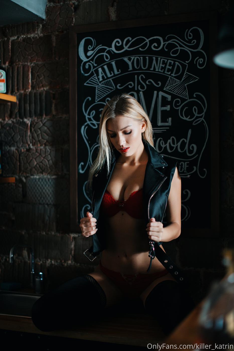 Killer Katrin Bar Striptease Onlyfans Set Leaked 0007