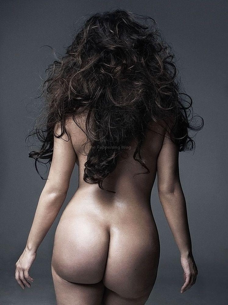 Kim Kardashian Nude And Sexy 0011