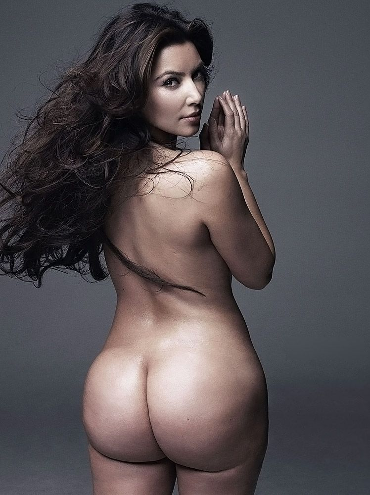 Kim Kardashian Nude And Sexy 0012