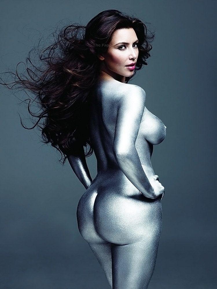 Kim Kardashian Nude And Sexy 0015