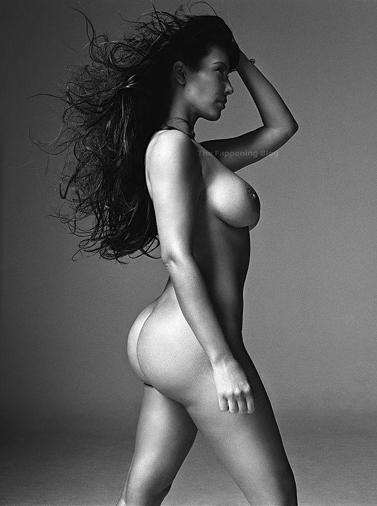Kim Kardashian Nude And Sexy 0016
