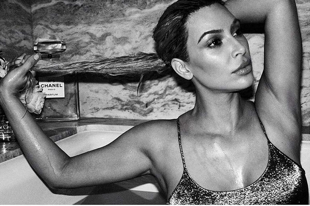 Kim Kardashian Nude And Sexy 0160
