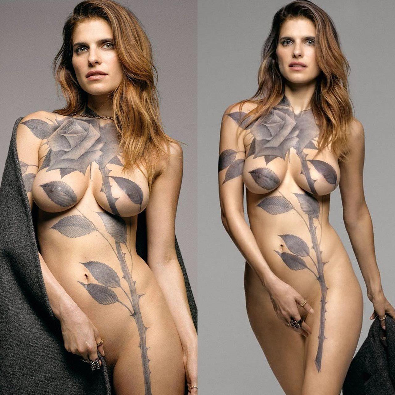 Lake Bell Nude Leaked (66)