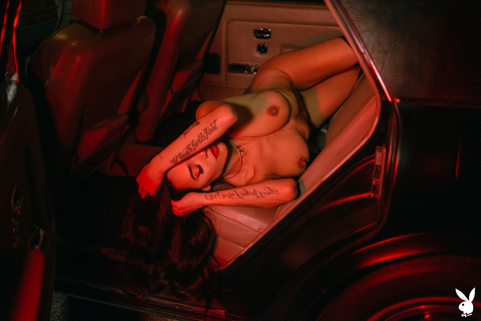 Lily Andrews In Late Night Ride (17)