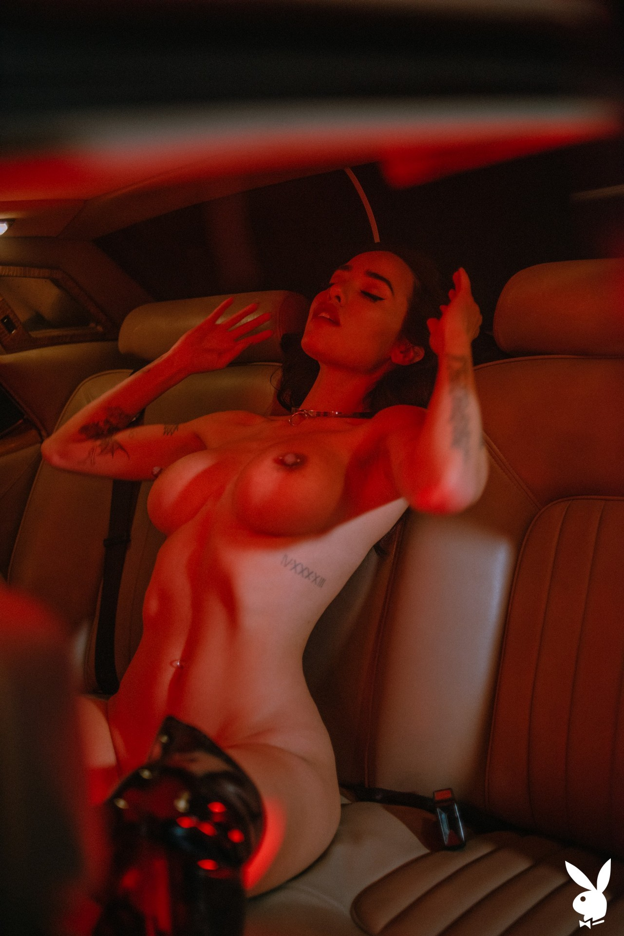 Lily Andrews In Late Night Ride (19)