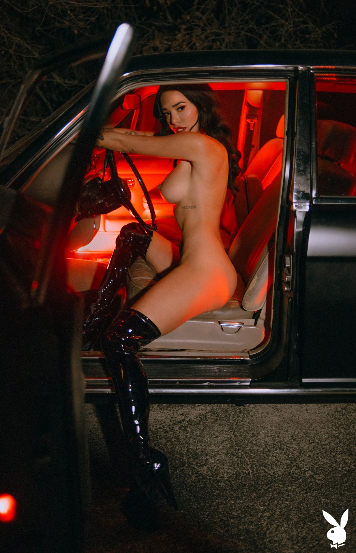 Lily Andrews In Late Night Ride (23)
