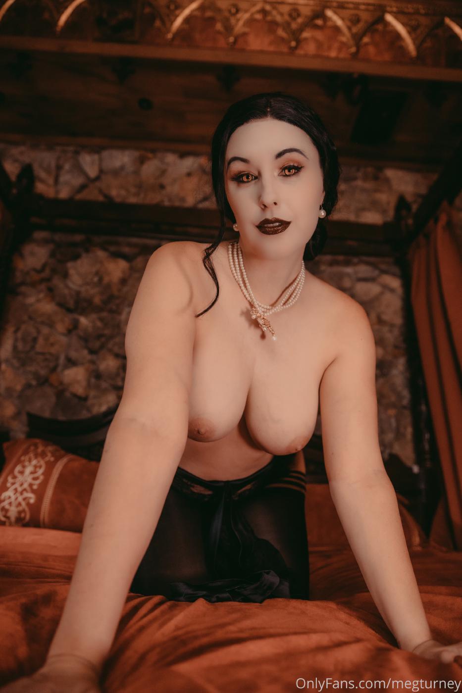 Meg Turney Lady Dimitrescu Cosplay Onlyfans Set Leaked 0003