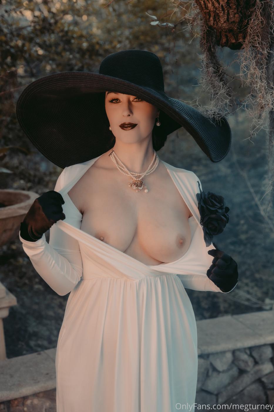 Meg Turney Lady Dimitrescu Cosplay Onlyfans Set Leaked 0004