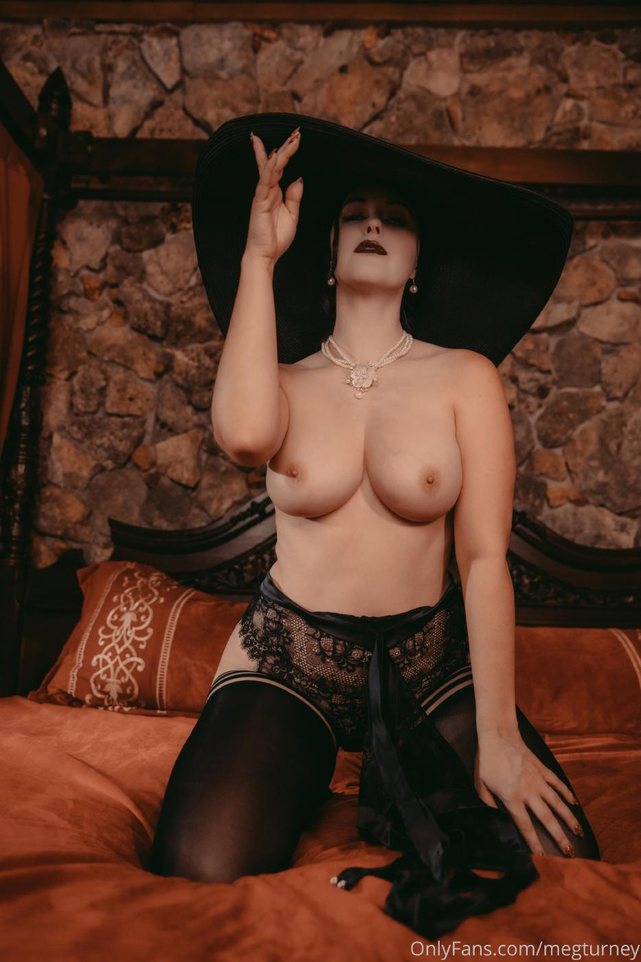 Meg Turney Lady Dimitrescu Cosplay Onlyfans Set Leaked 0010