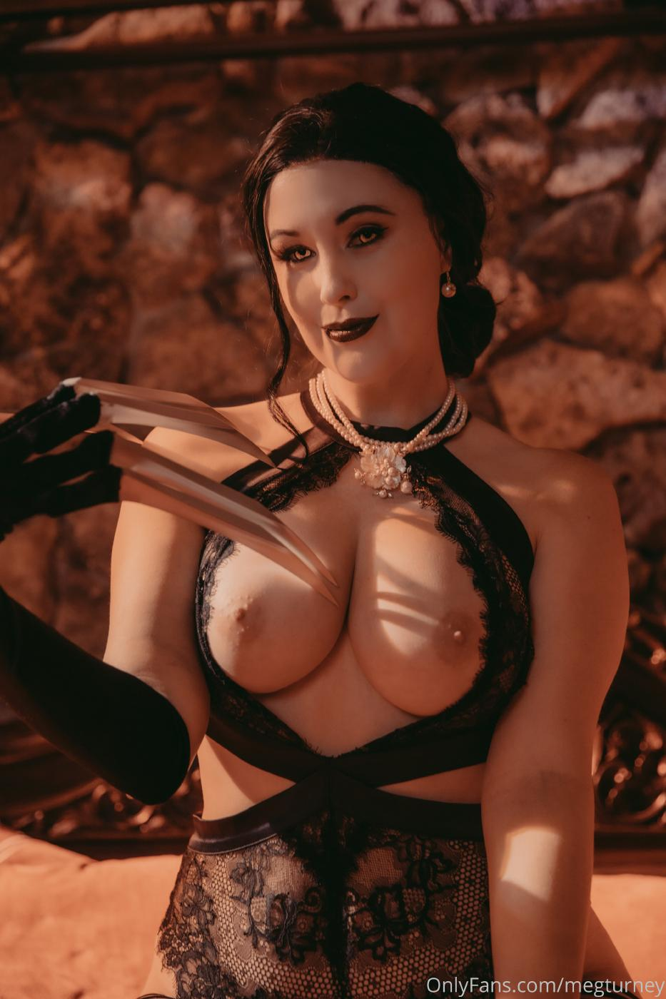 Meg Turney Lady Dimitrescu Cosplay Onlyfans Set Leaked 0015