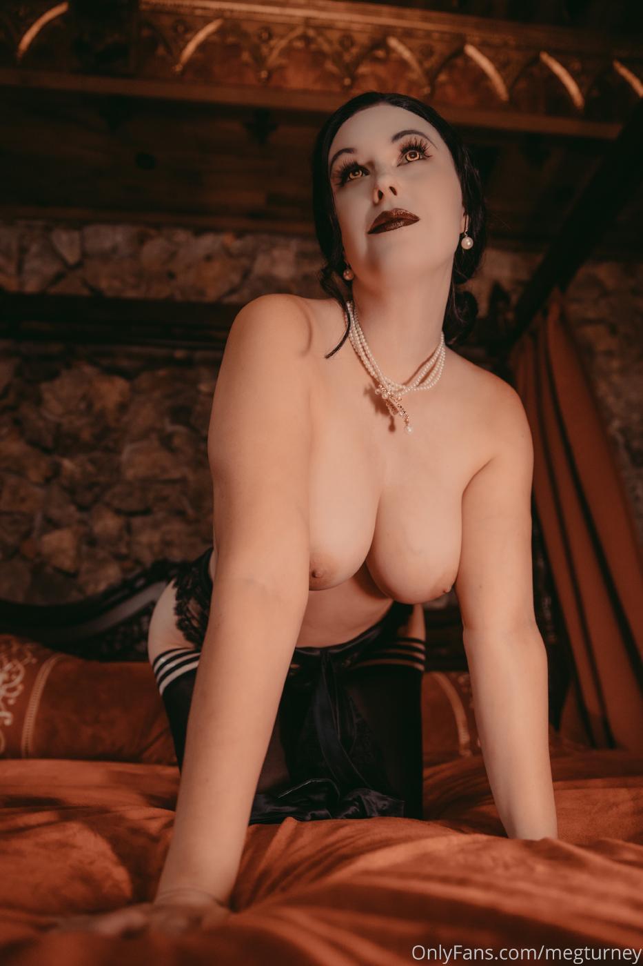 Meg Turney Lady Dimitrescu Cosplay Onlyfans Set Leaked 0019