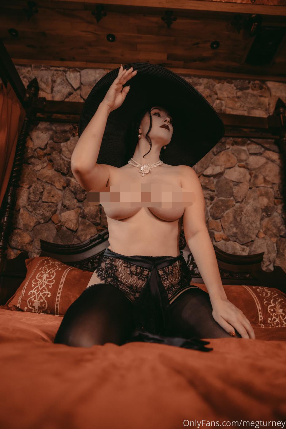 Meg Turney Lady Dimitrescu Cosplay Onlyfans Set Leaked 0024