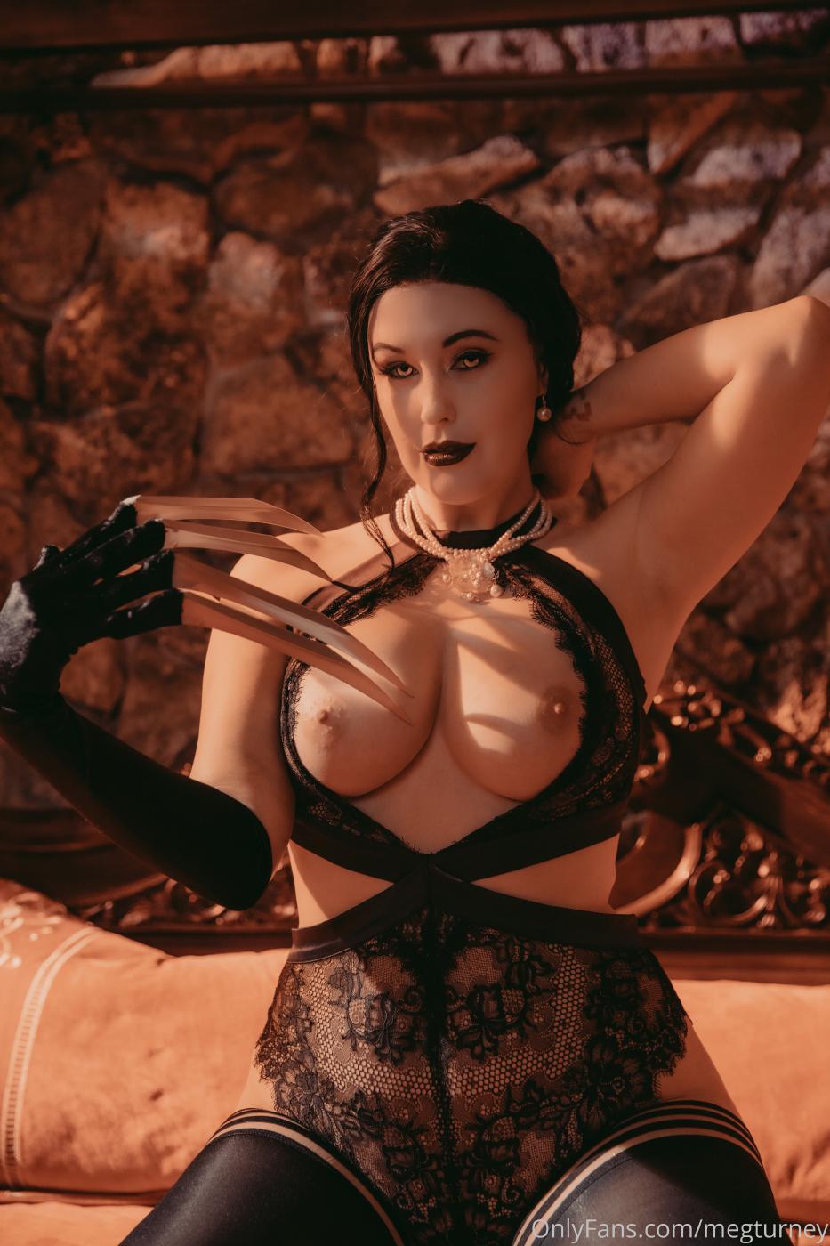 Meg Turney Lady Dimitrescu Cosplay Onlyfans Set Leaked 0032