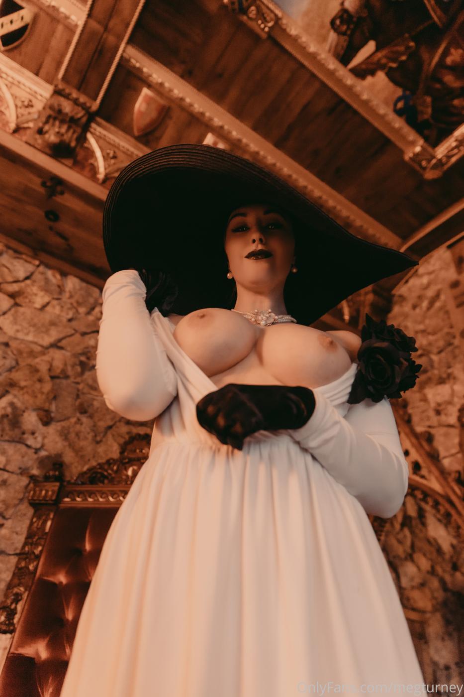 Meg Turney Lady Dimitrescu Cosplay Onlyfans Set Leaked 0034