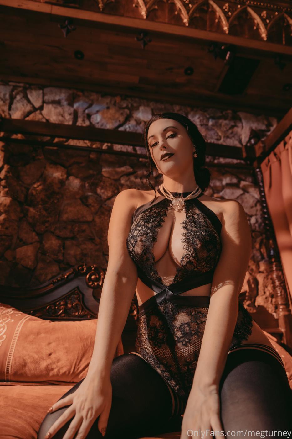 Meg Turney Lady Dimitrescu Cosplay Onlyfans Set Leaked 0046