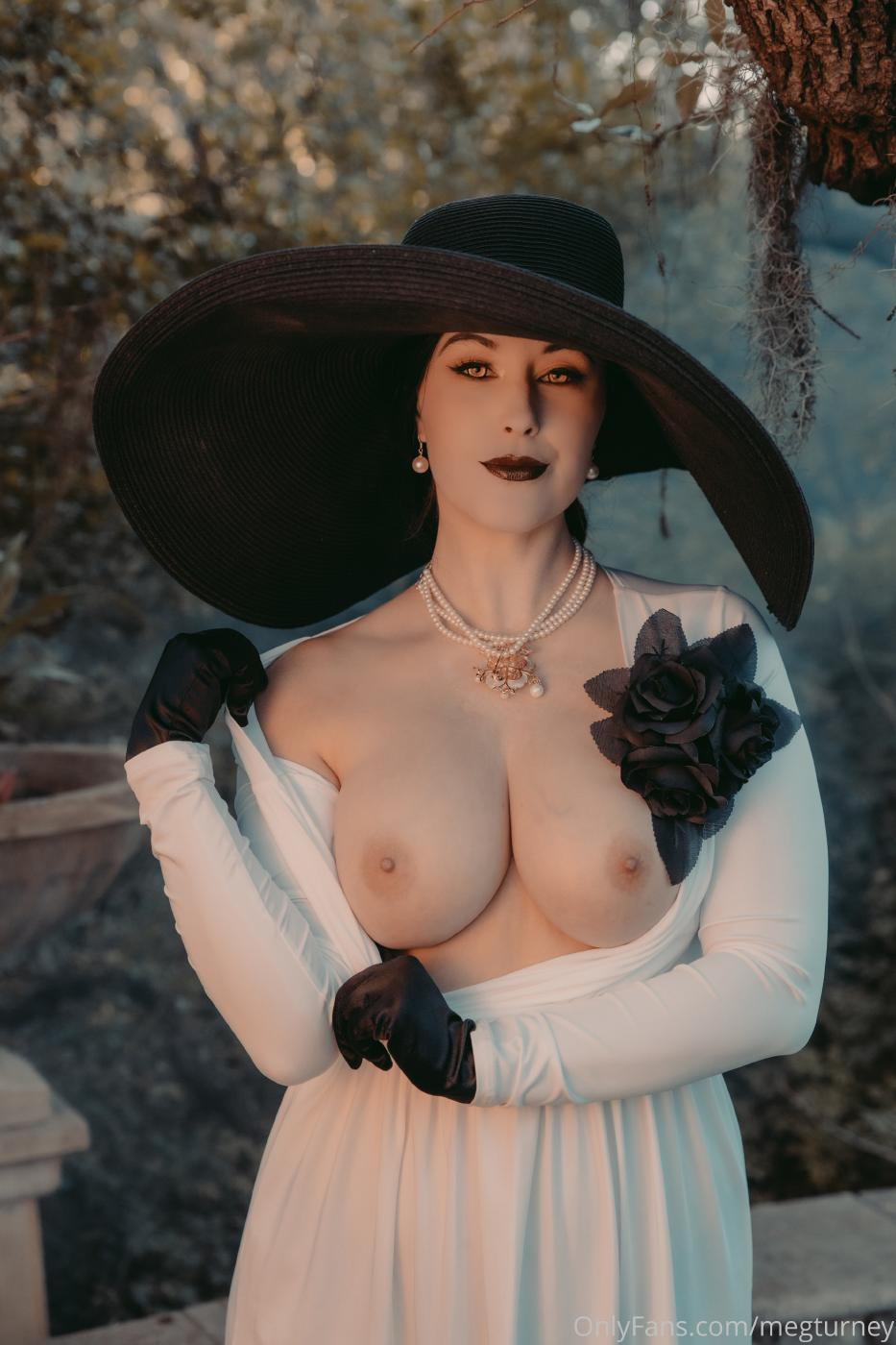 Meg Turney Lady Dimitrescu Cosplay Onlyfans Set Leaked 0047