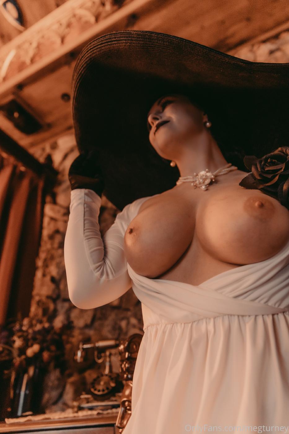 Meg Turney Lady Dimitrescu Cosplay Onlyfans Set Leaked 0051