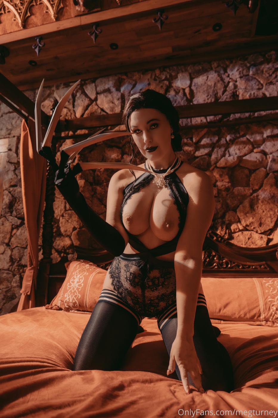 Meg Turney Lady Dimitrescu Cosplay Onlyfans Set Leaked 0052