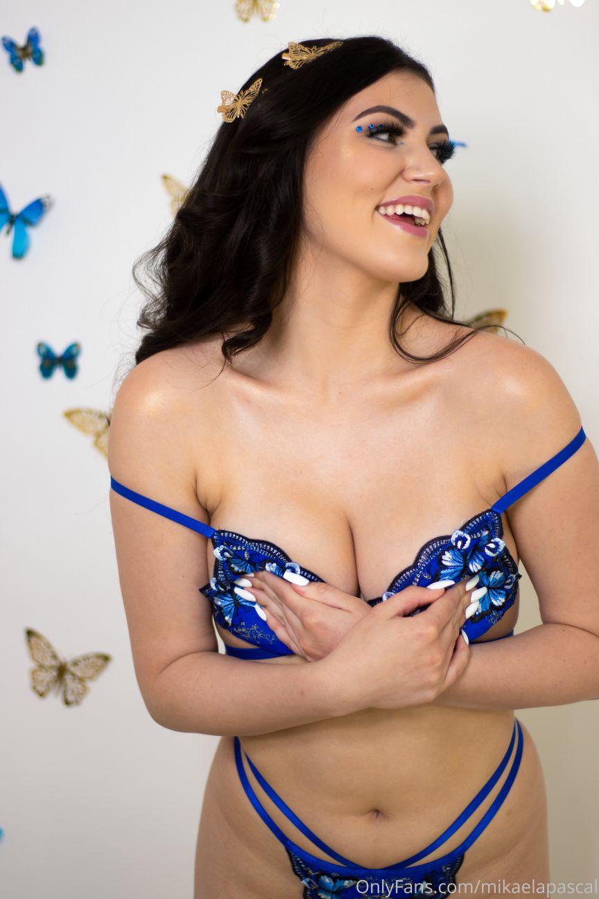 Mikaela Pascal Butterflies (4)