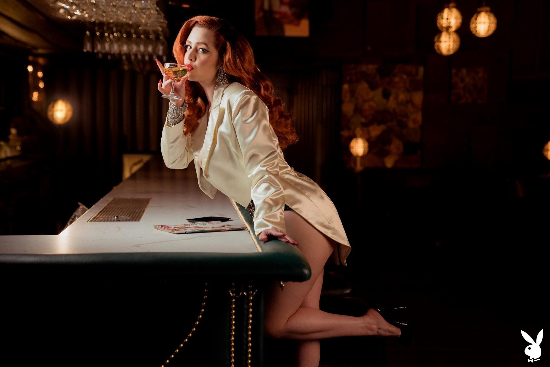 Minxie In After Midnight Playboy Plus (1)