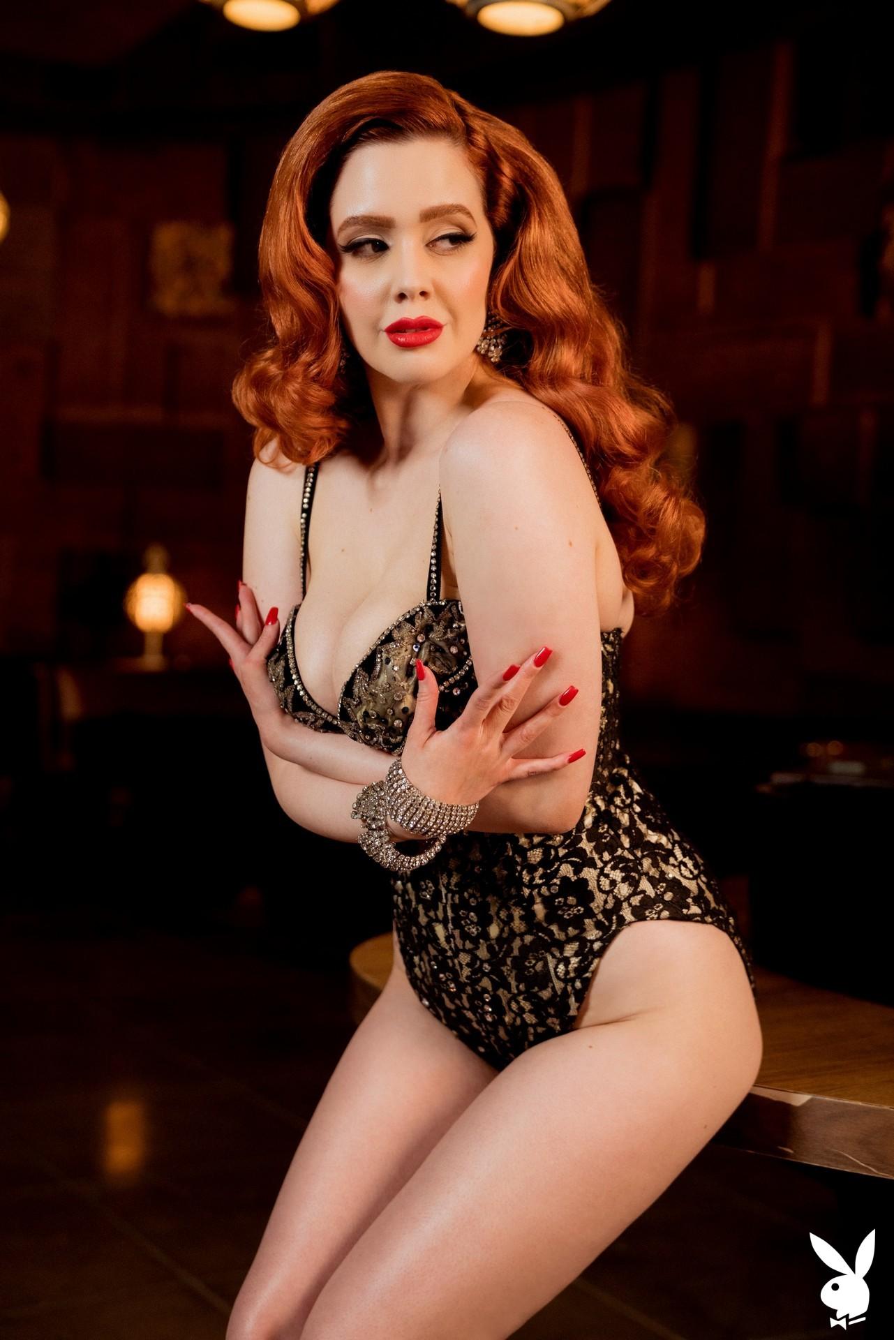 Minxie In After Midnight Playboy Plus (4)