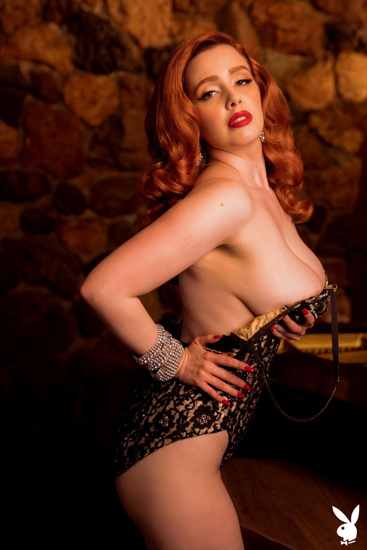 Minxie In After Midnight Playboy Plus (9)