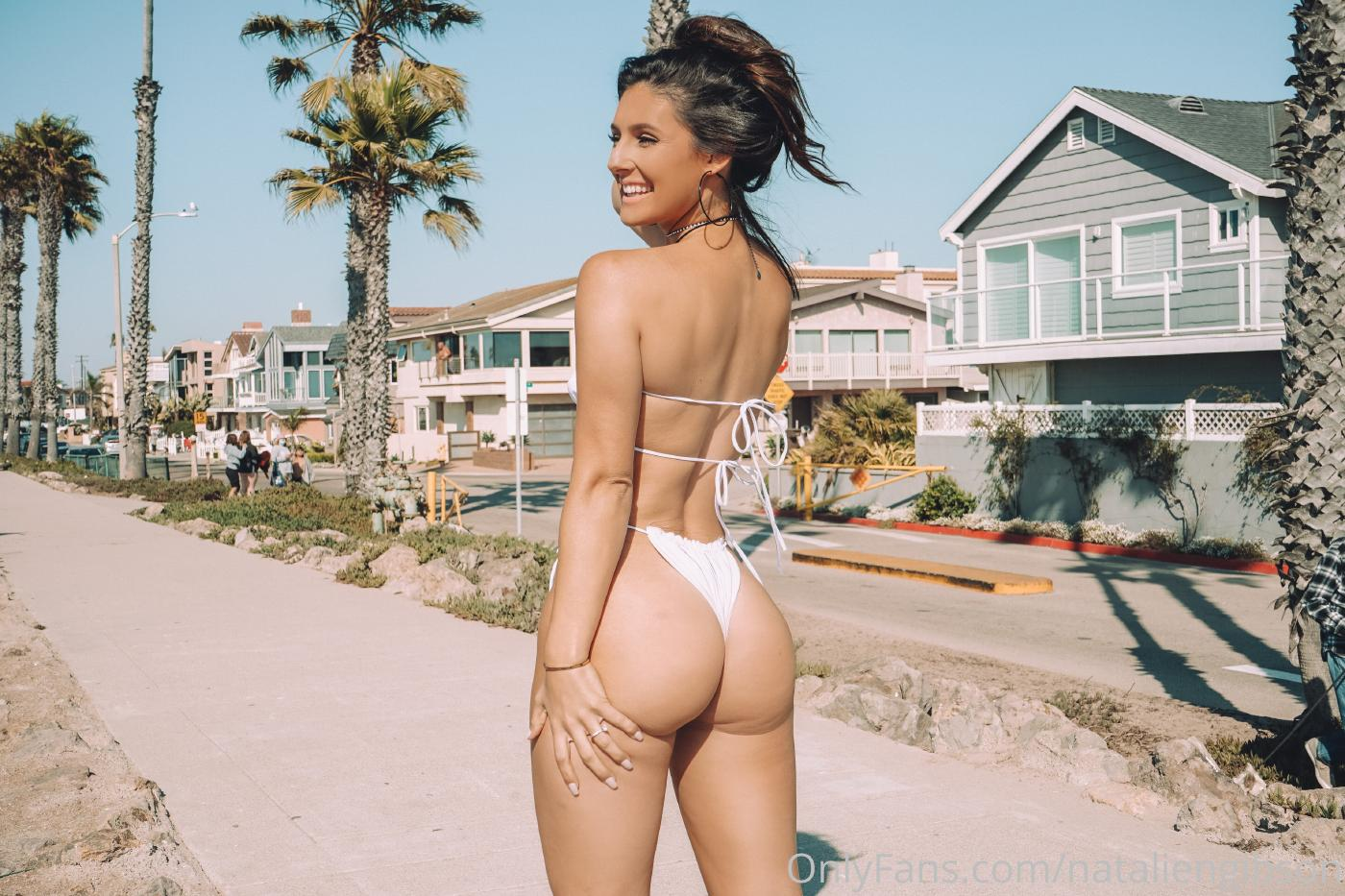 Natalie Gibson Beach Bikini Onlyfans Set Leaked 0001