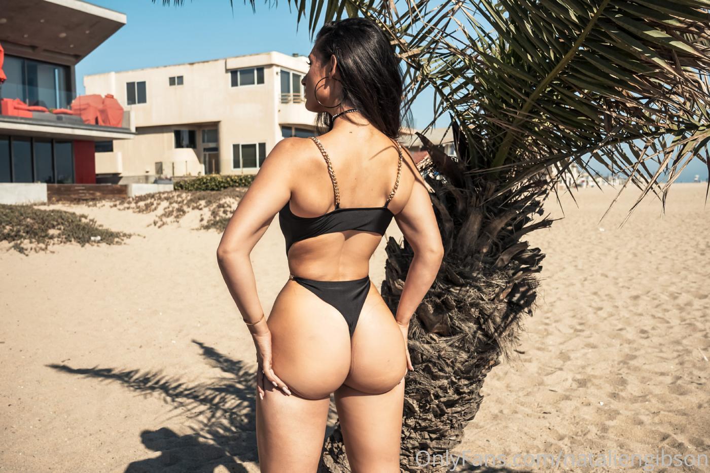 Natalie Gibson Beach Bikini Onlyfans Set Leaked 0008
