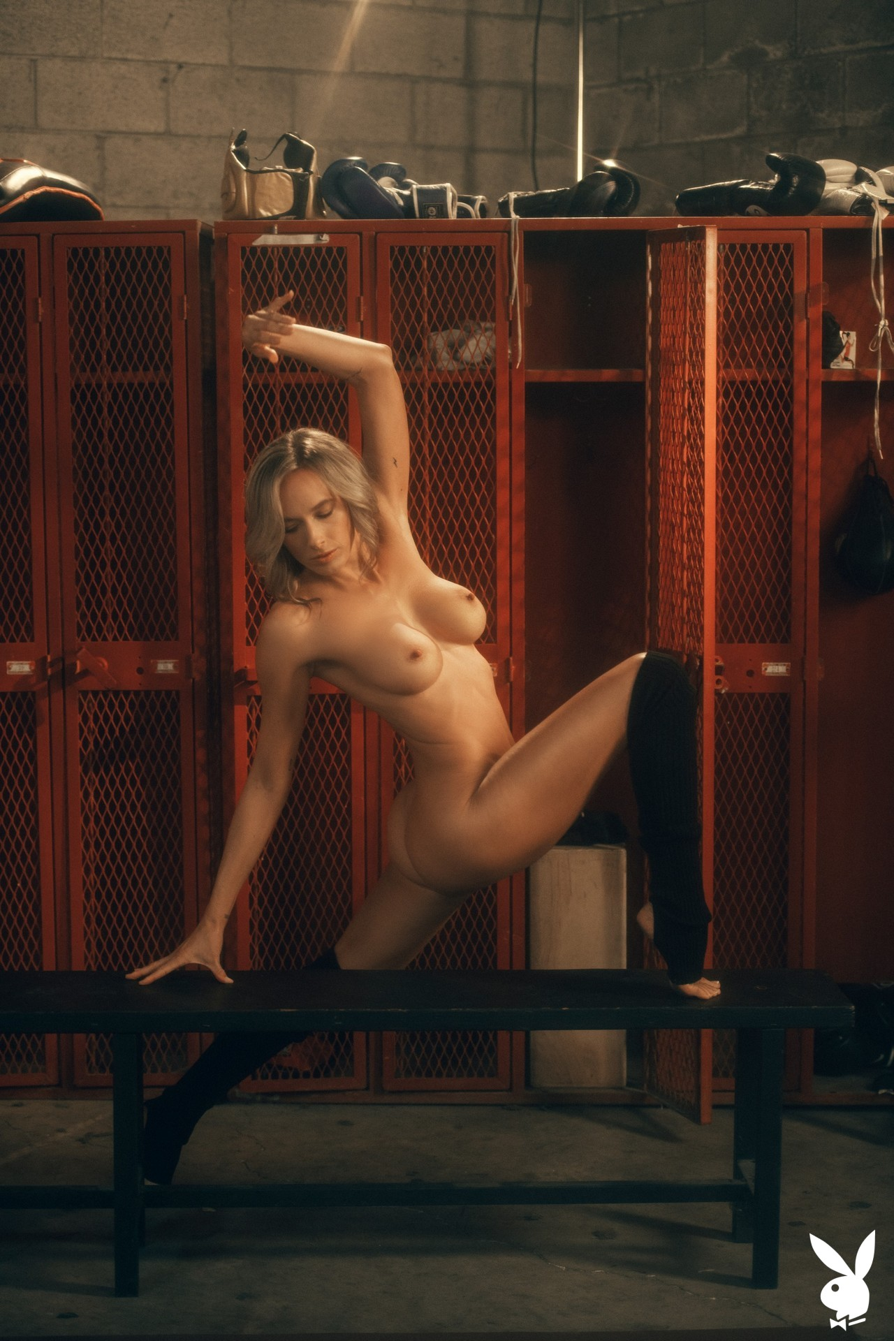 Natalie Mae In Special Talents Playboy Plus (7)