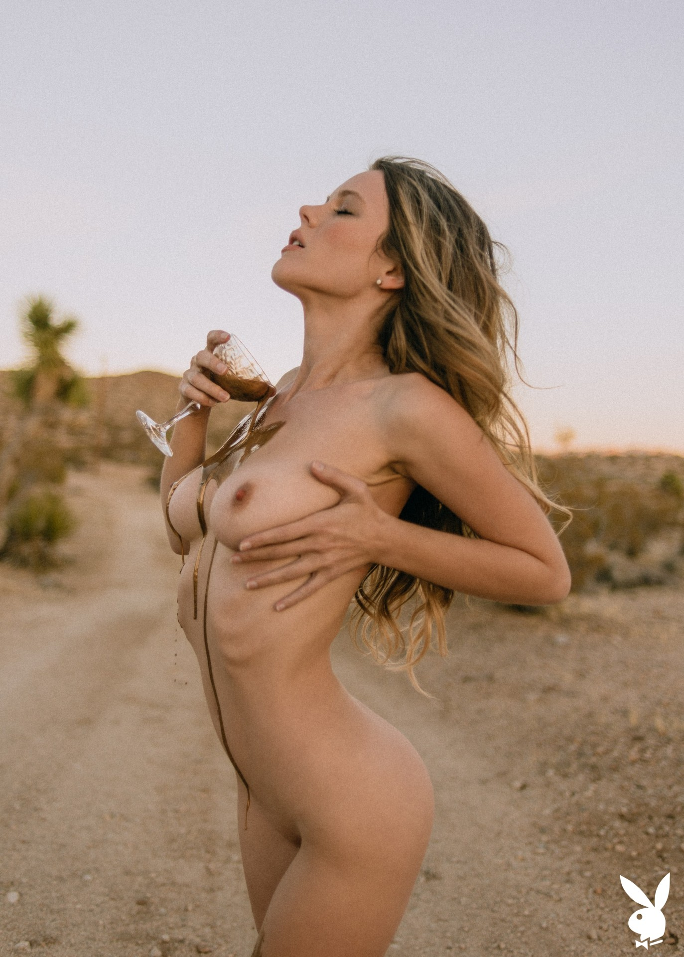 Ora Young In Dessert Shimmer Playboy Plus (20)