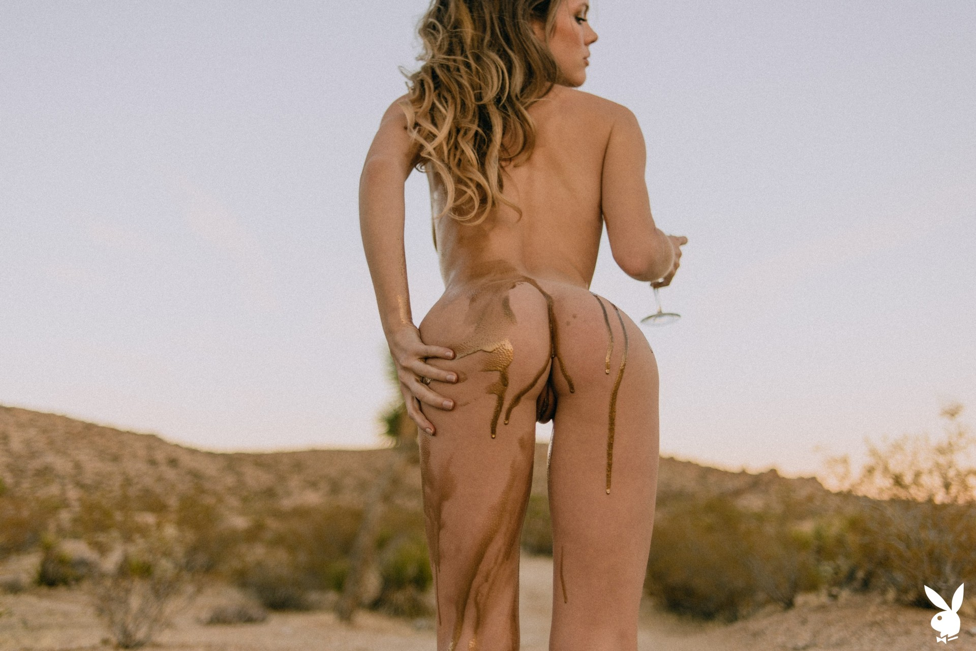 Ora Young In Dessert Shimmer Playboy Plus (23)