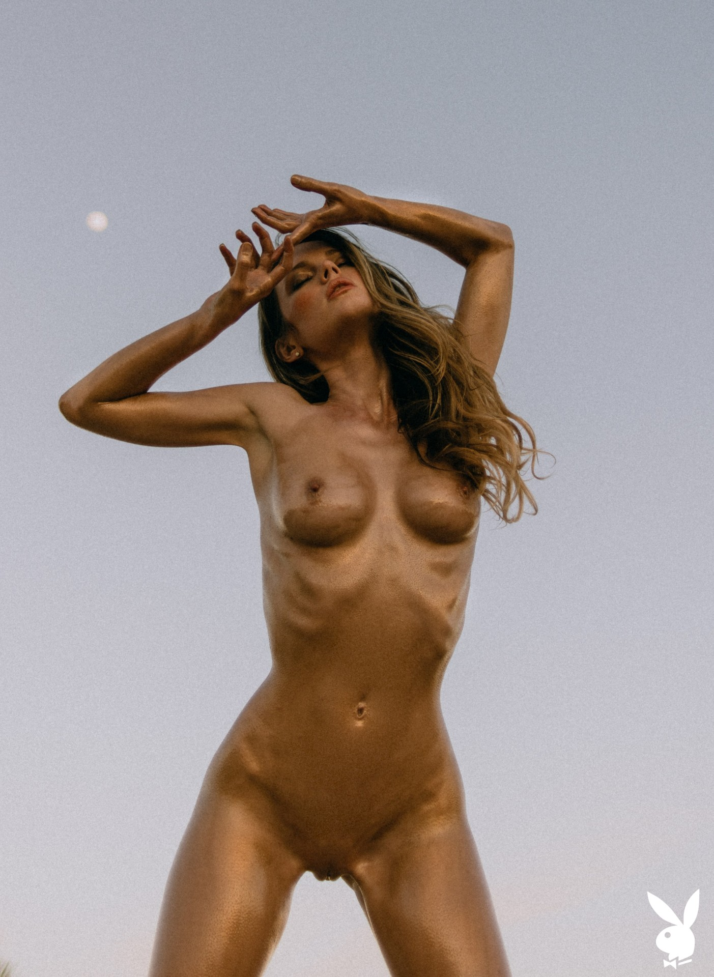 Ora Young In Dessert Shimmer Playboy Plus (28)