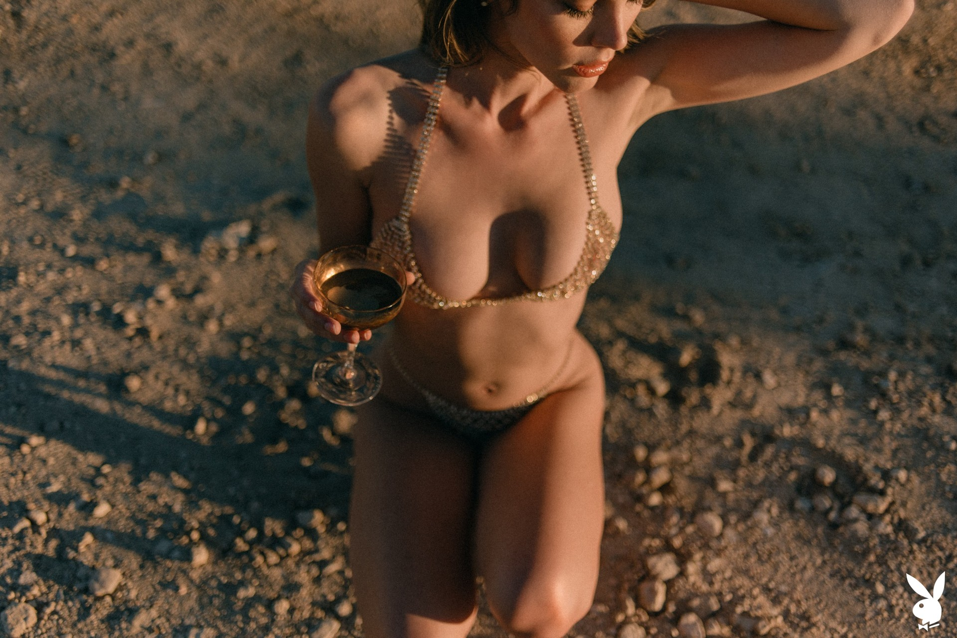 Ora Young In Dessert Shimmer Playboy Plus (5)