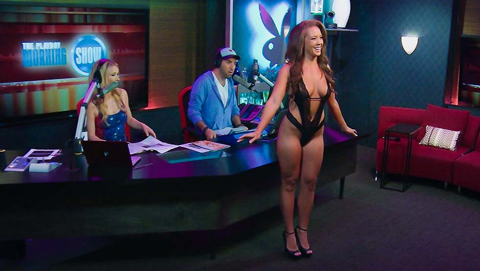 Playboy Morning Show, Season 11, Ep. 515