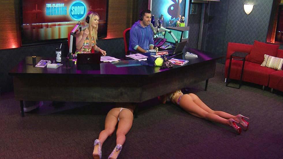 Playboy Morning Show, Season 11, Ep. 533