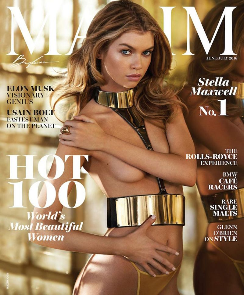 Stella Maxwell Nude Leaked Naked (101)